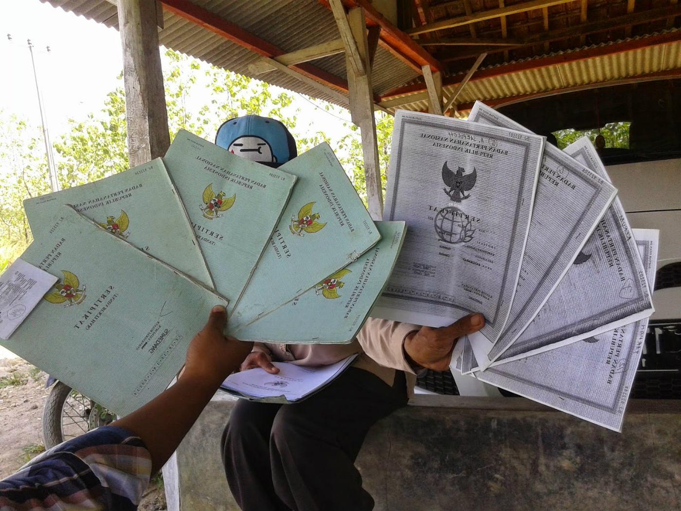 sertifikat rumah