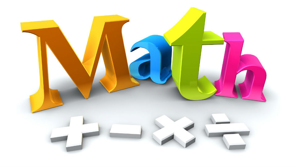 Orang masih banyak yang merasa benci terhadap pelajaran matematika