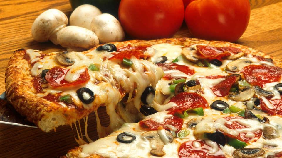 Pizza, makanan khas Italia paling populer di Indonesia